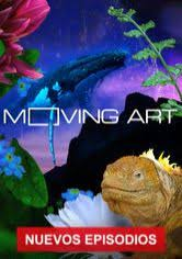 Portada pelicula Moving Art