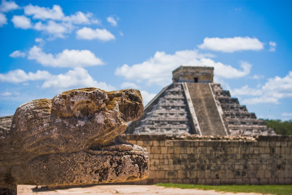 visita virtual Chichen Itzá, México