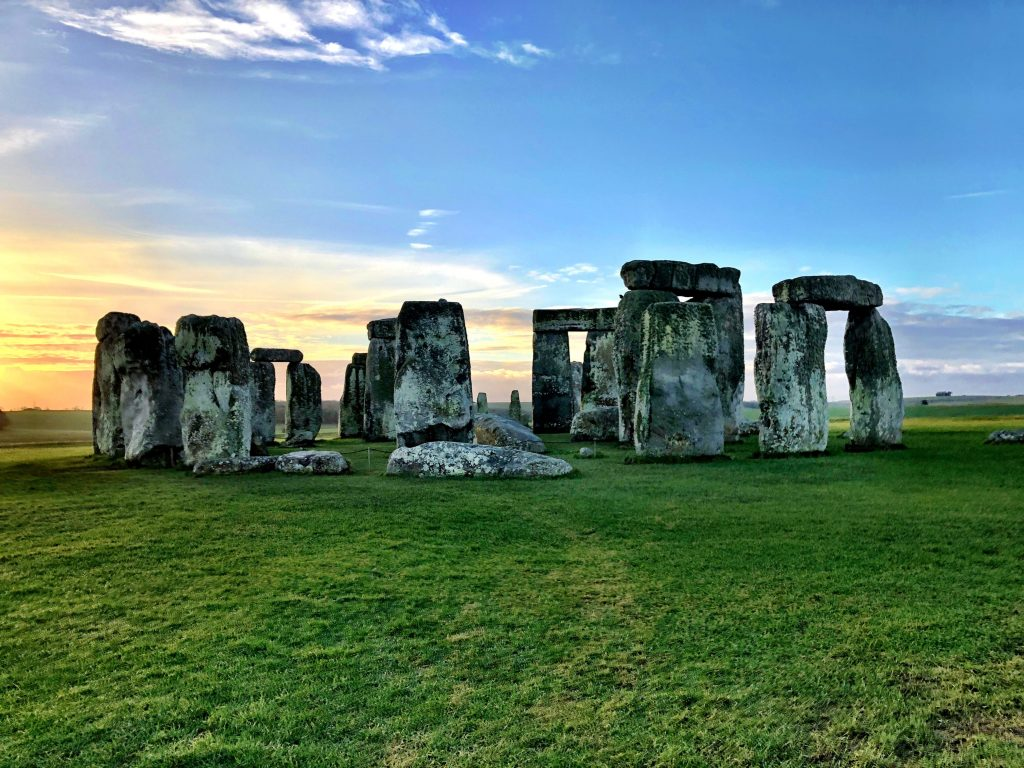 visita virtual Stonehenge