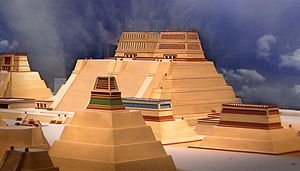 visita virtual Tenochtitlan, México