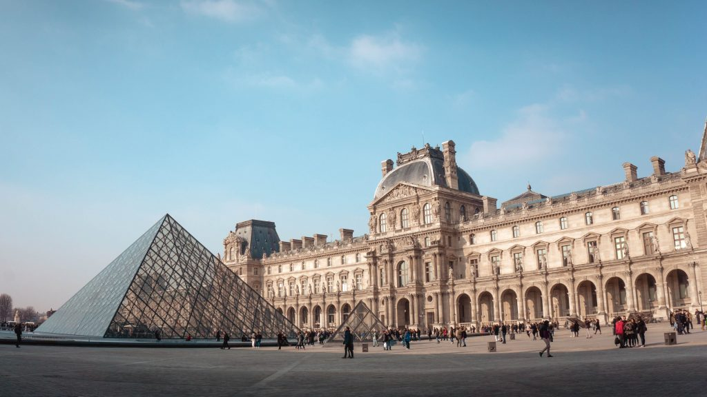 visita virtual louvre
